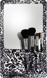 Leopard Beautyboard With Mirror